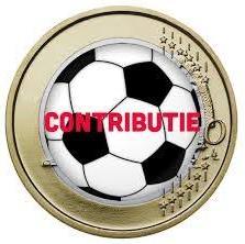 Betaling contributie 2021-2022